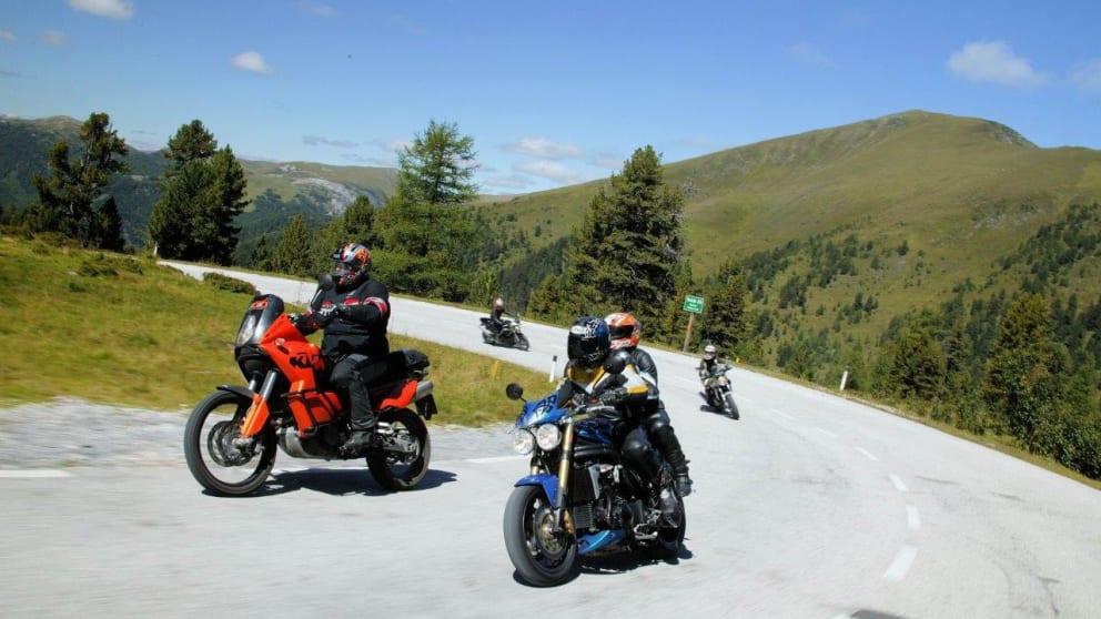 Genuss Tage für Motorradfahrer