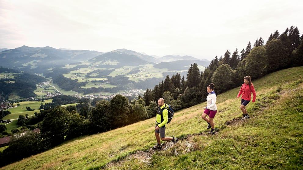 Kitzbühel Alps included