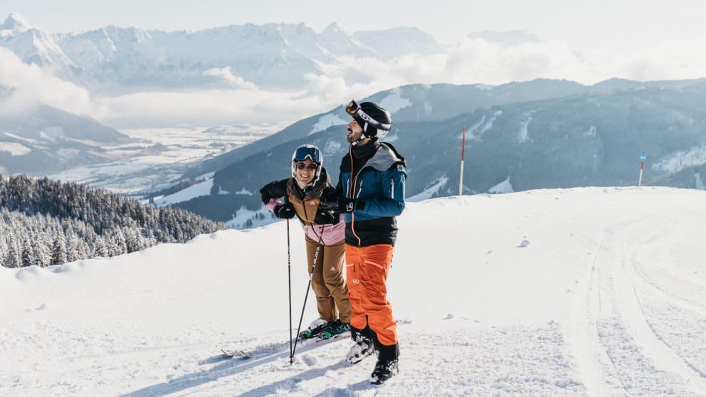 Ski- & Bio-Genuss mit 6-Tage- Skipass