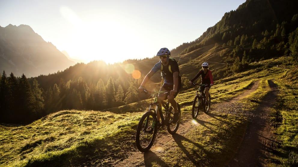 Mountainbike-Wochenpaket