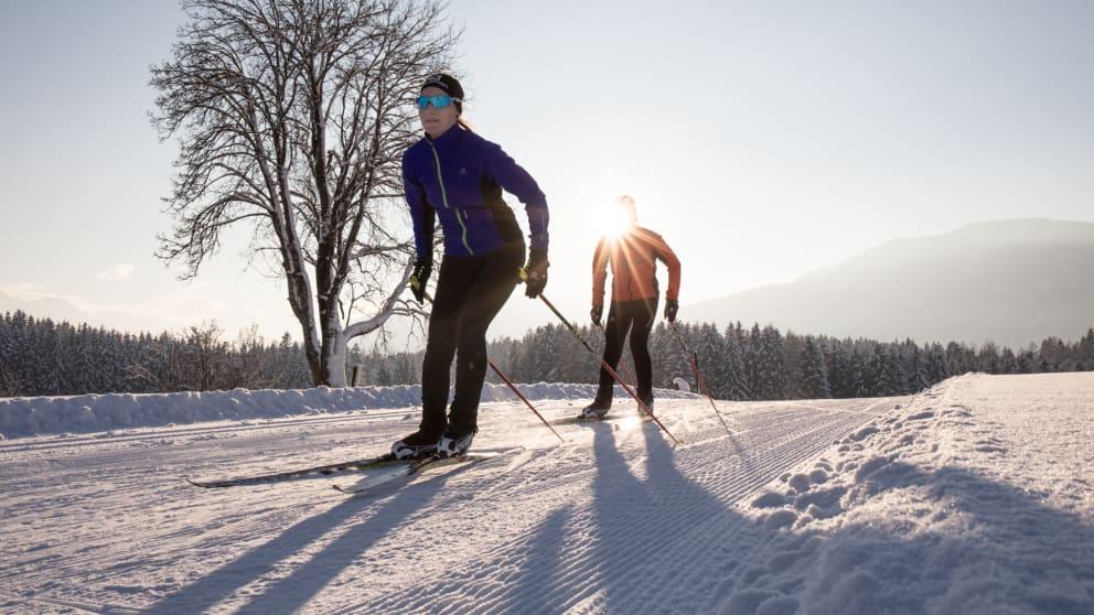 Langlaufzauber mit 2-Tage-Kurs