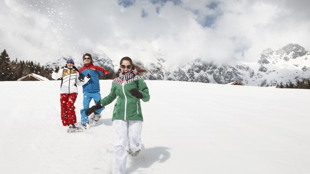 """""""White weeks"""" ski package"""