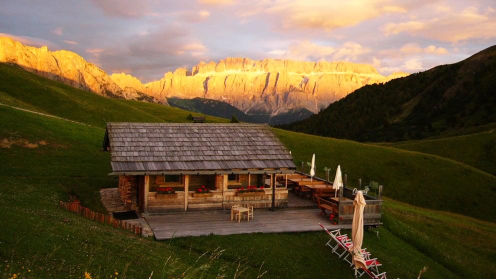 Digon Bike-Woche in den Dolomiten