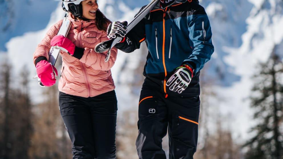 skiweekend for 2