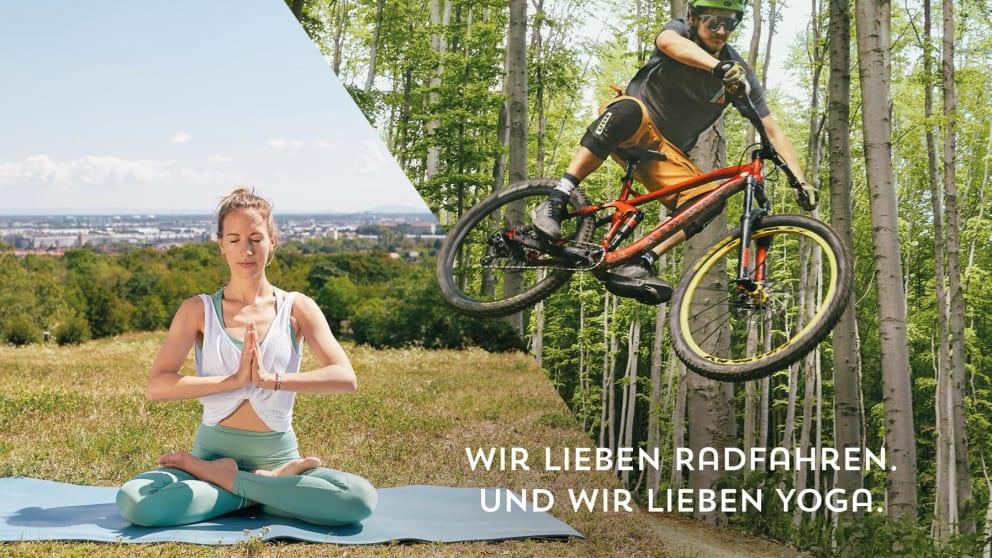 Bike & Balance