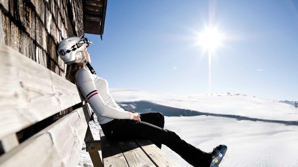Happiness in Winter - winterly, sporty - Kitzbühel