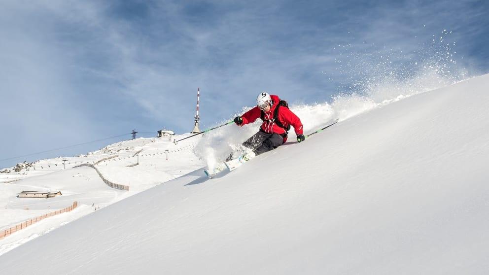 Snow fun in Kitzbühel - ski pass included