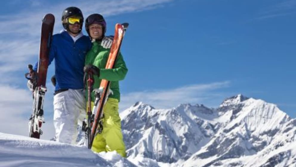 Our January hit for recreational skiers