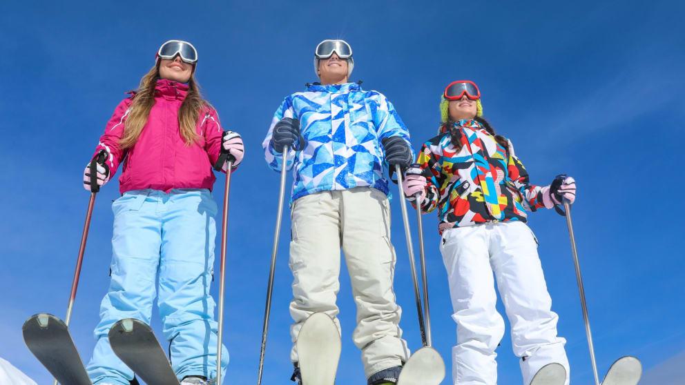Ski & Sun Days