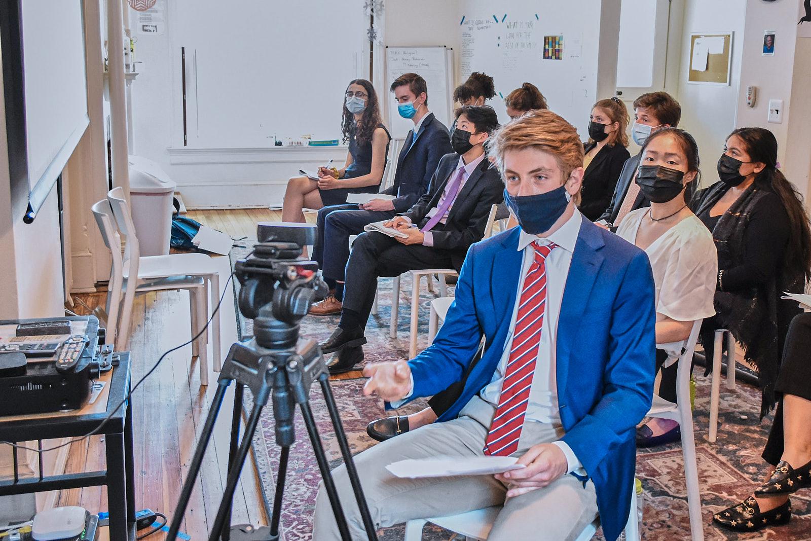 SEGL students