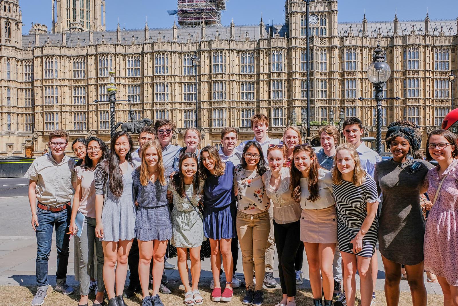 Summer Institute: London, England