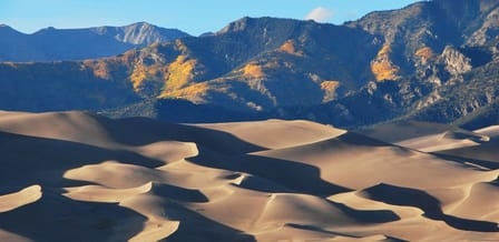 the great dunes of colorado