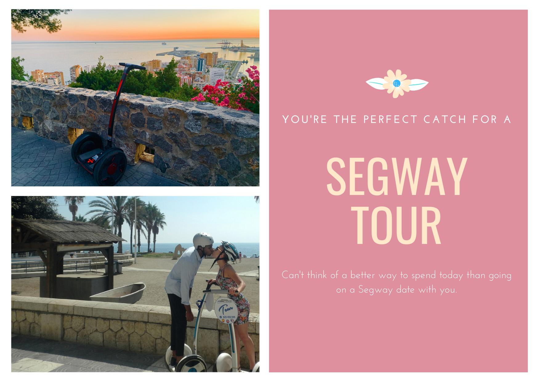 foto de tour with segway