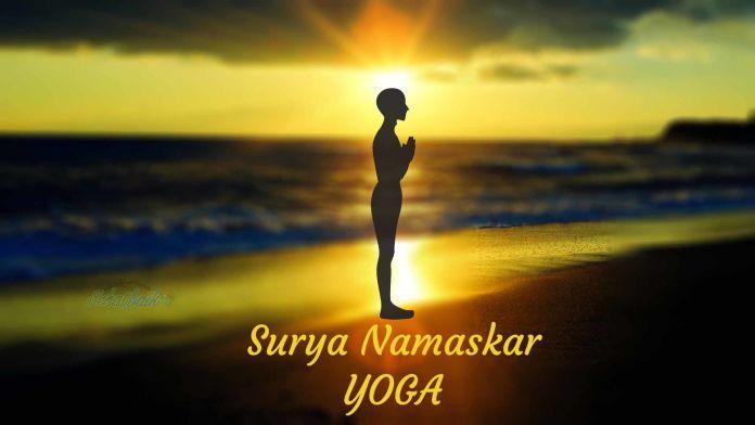 Surya Namaskar Yoga - Latihan Tubuh Lengkap Banyak Manfaat