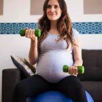 peregangan untuk ibu hamil