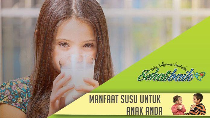 Manfaat Susu Untuk Kecerdasan Anak Anda