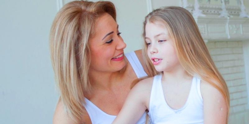 Siapkan Mental Putri Anda Sejak Dini Hadapi PMS