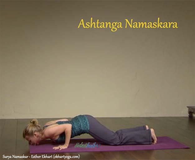 Ashtanga Namaskara - Surya Namaskar