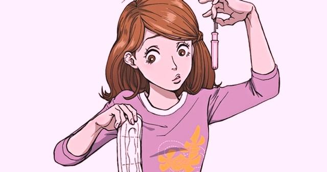 Menstruasi Pertama
