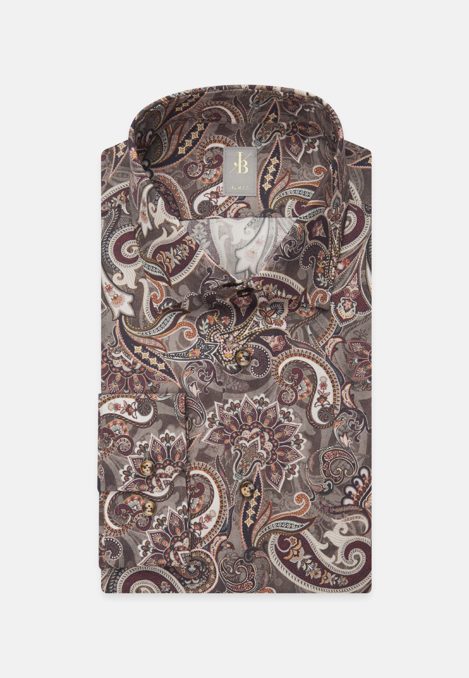 Popeline Slim Business Fit Hemd In Mit Kentkragen thQCrdsxB