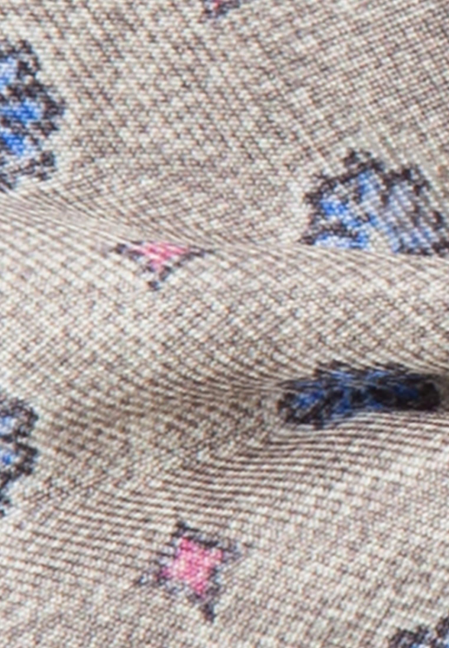 Fliege aus 100% Seide in Beige |  Jacques Britt Onlineshop