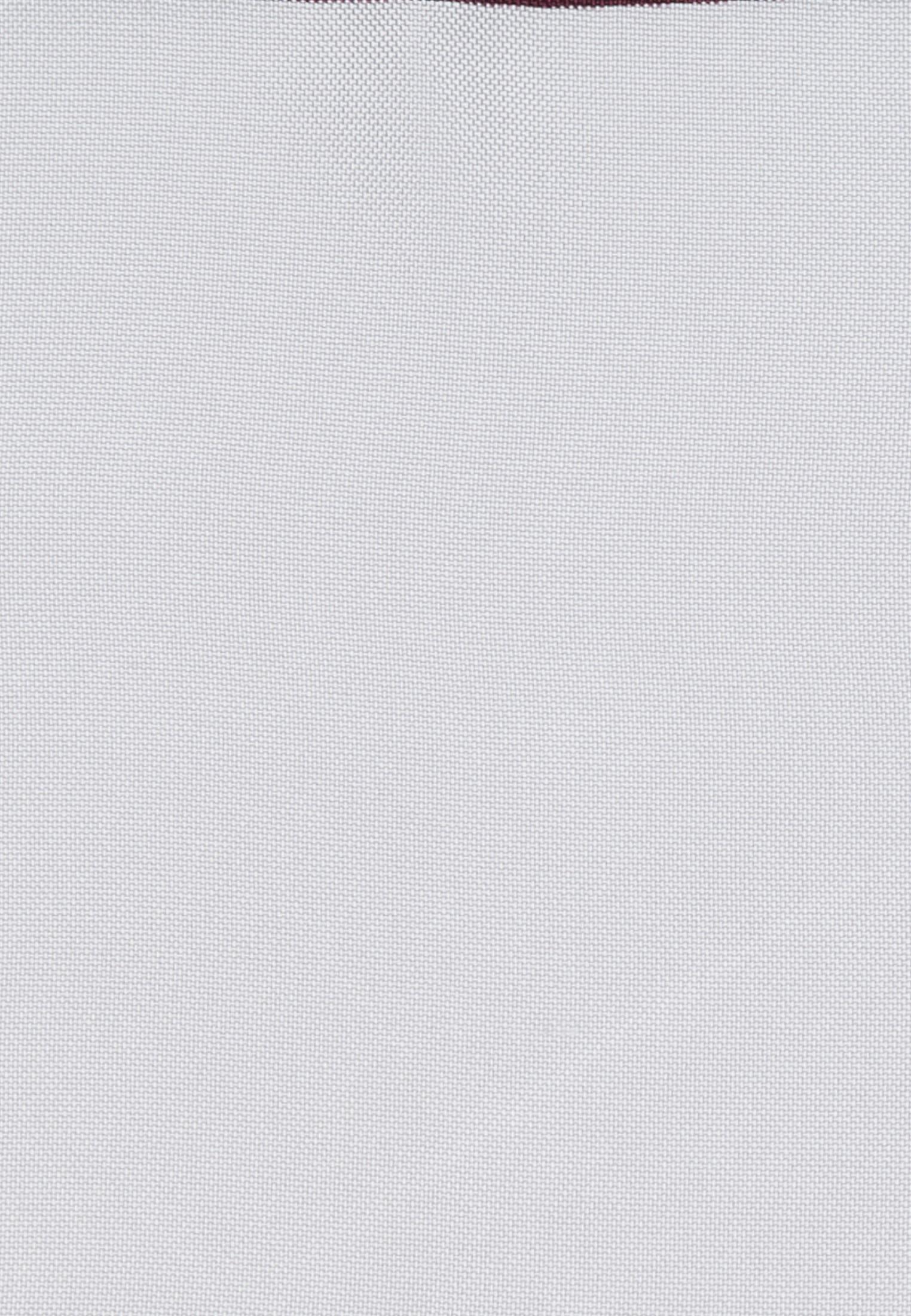 Einstecktuch aus 100% Seide in Rot |  Jacques Britt Onlineshop