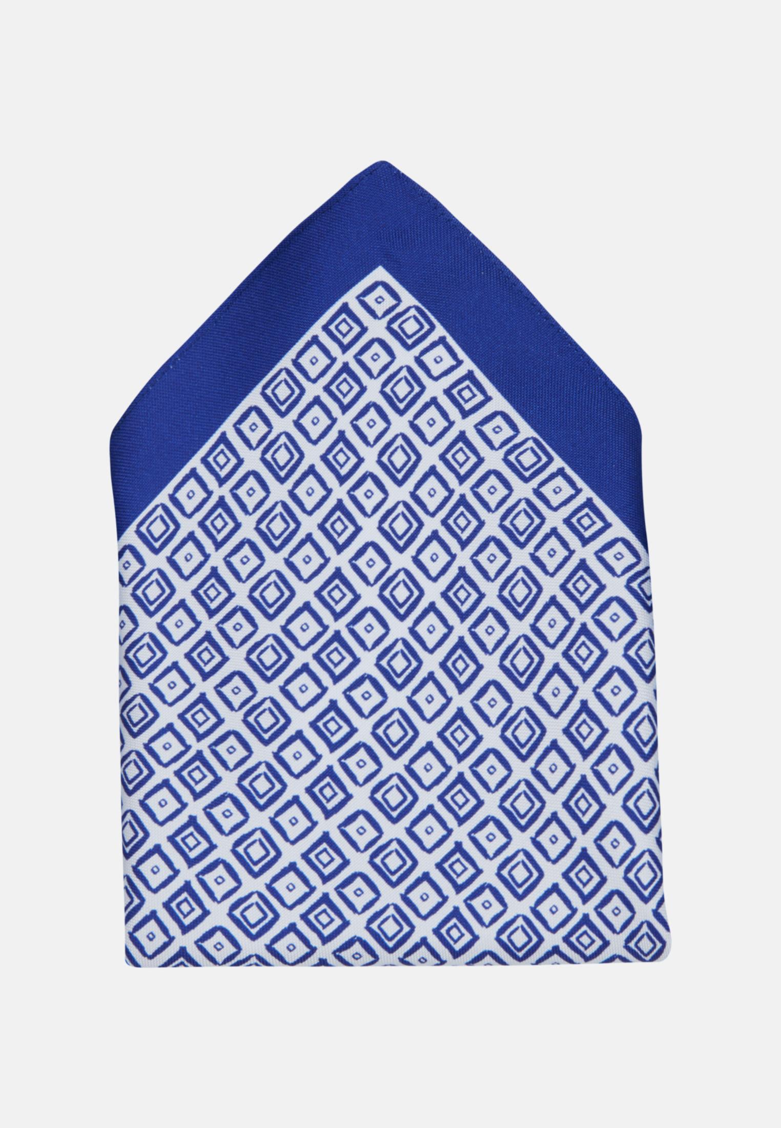 Einstecktuch aus 100% Seide in Hellblau |  Jacques Britt Onlineshop