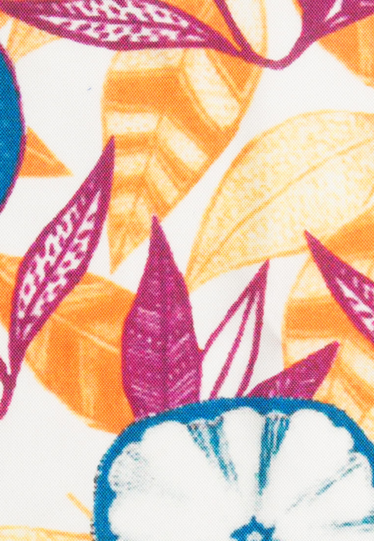 Einstecktuch aus 100% Seide in Gelb |  Jacques Britt Onlineshop