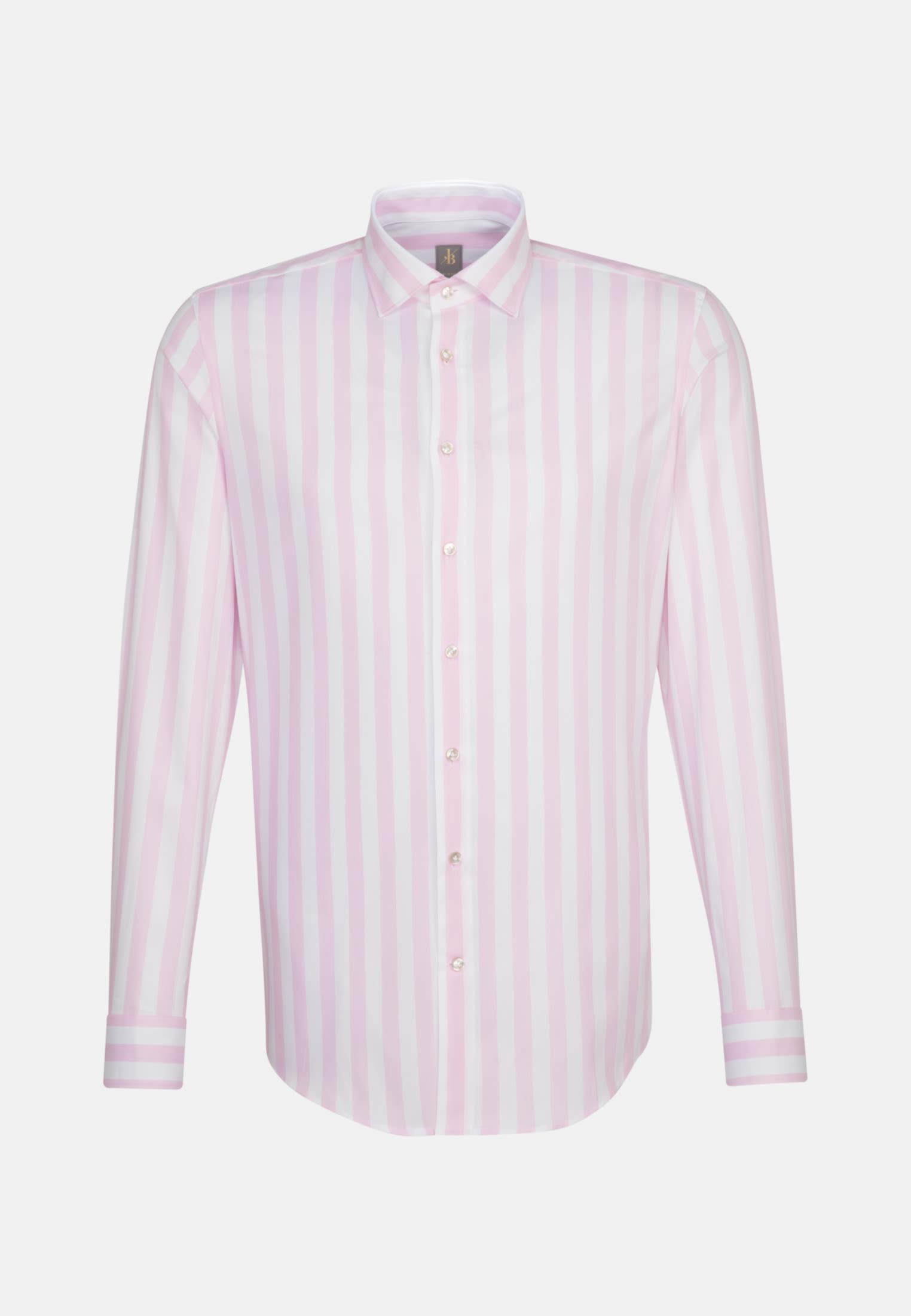 Oxford Business Hemd in Slim Fit mit Kentkragen in Rosa/Pink    Jacques Britt Onlineshop
