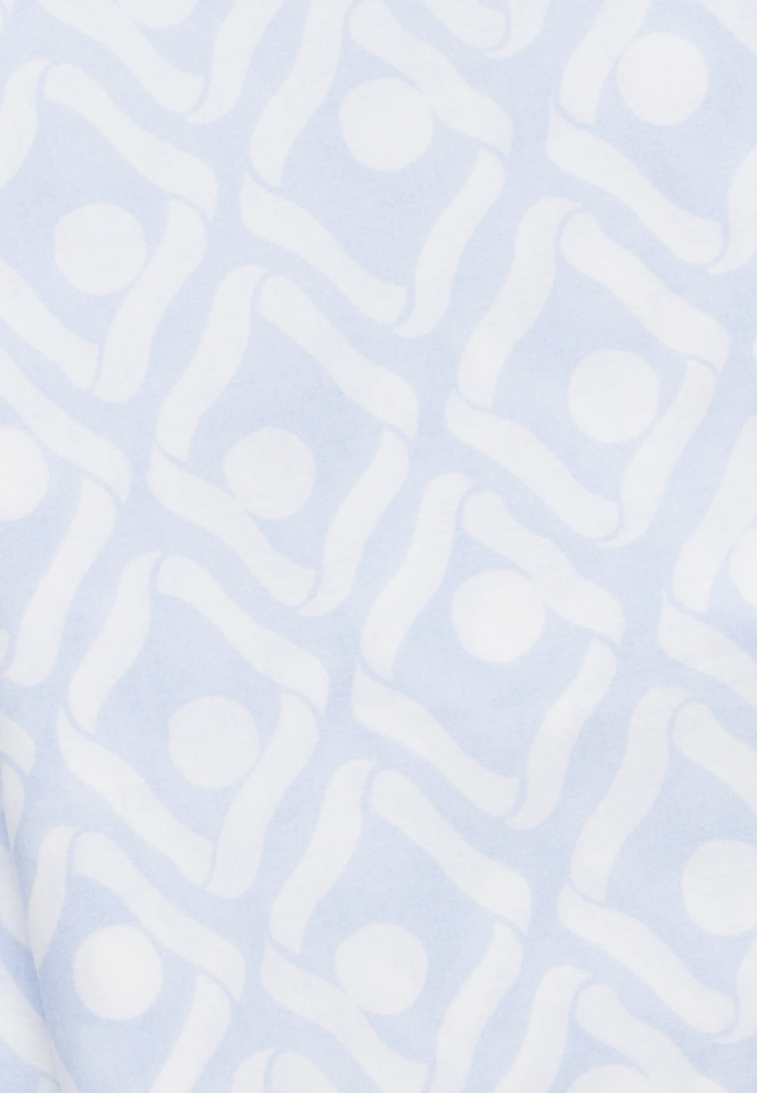 Schal aus 100% Baumwolle in Hellblau |  Jacques Britt Onlineshop