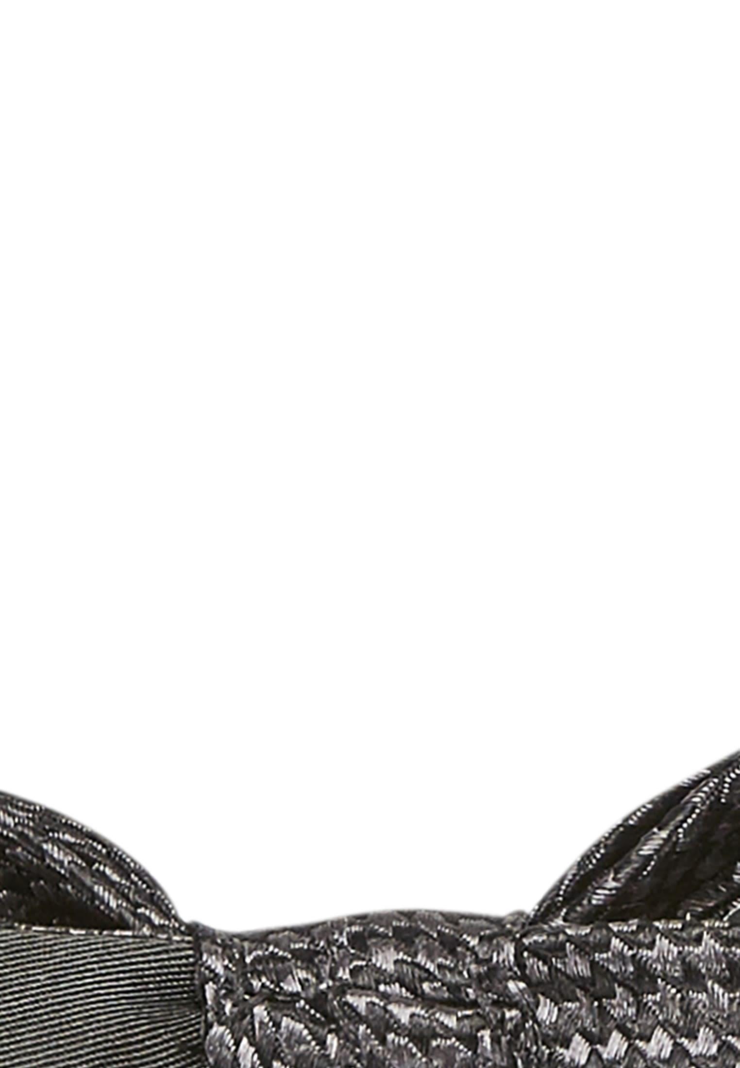 Fliege aus 100% Seide in Schwarz |  Jacques Britt Onlineshop