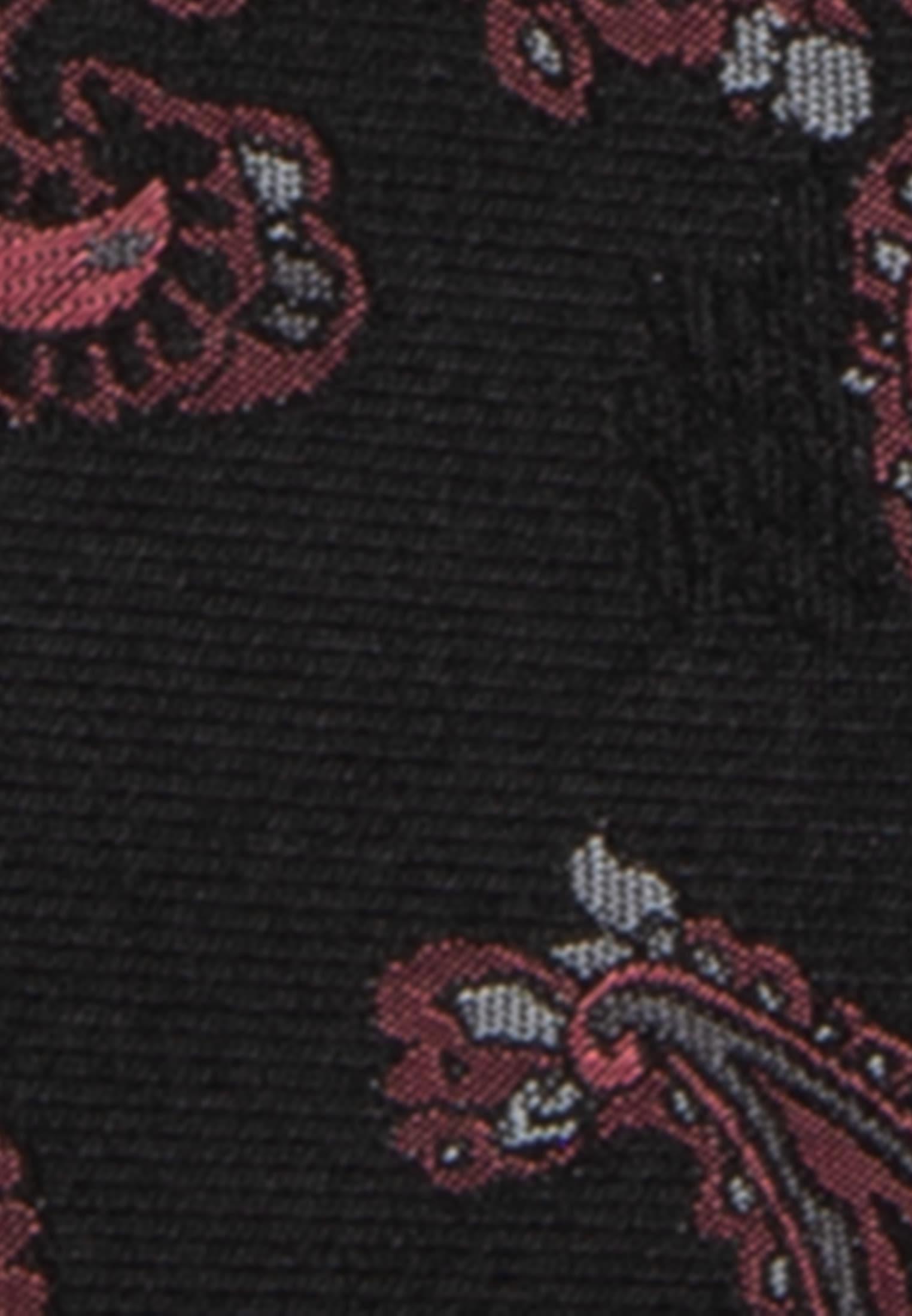 Krawatte aus 100% Seide 7 cm Breit in Rosa/Pink |  Jacques Britt Onlineshop