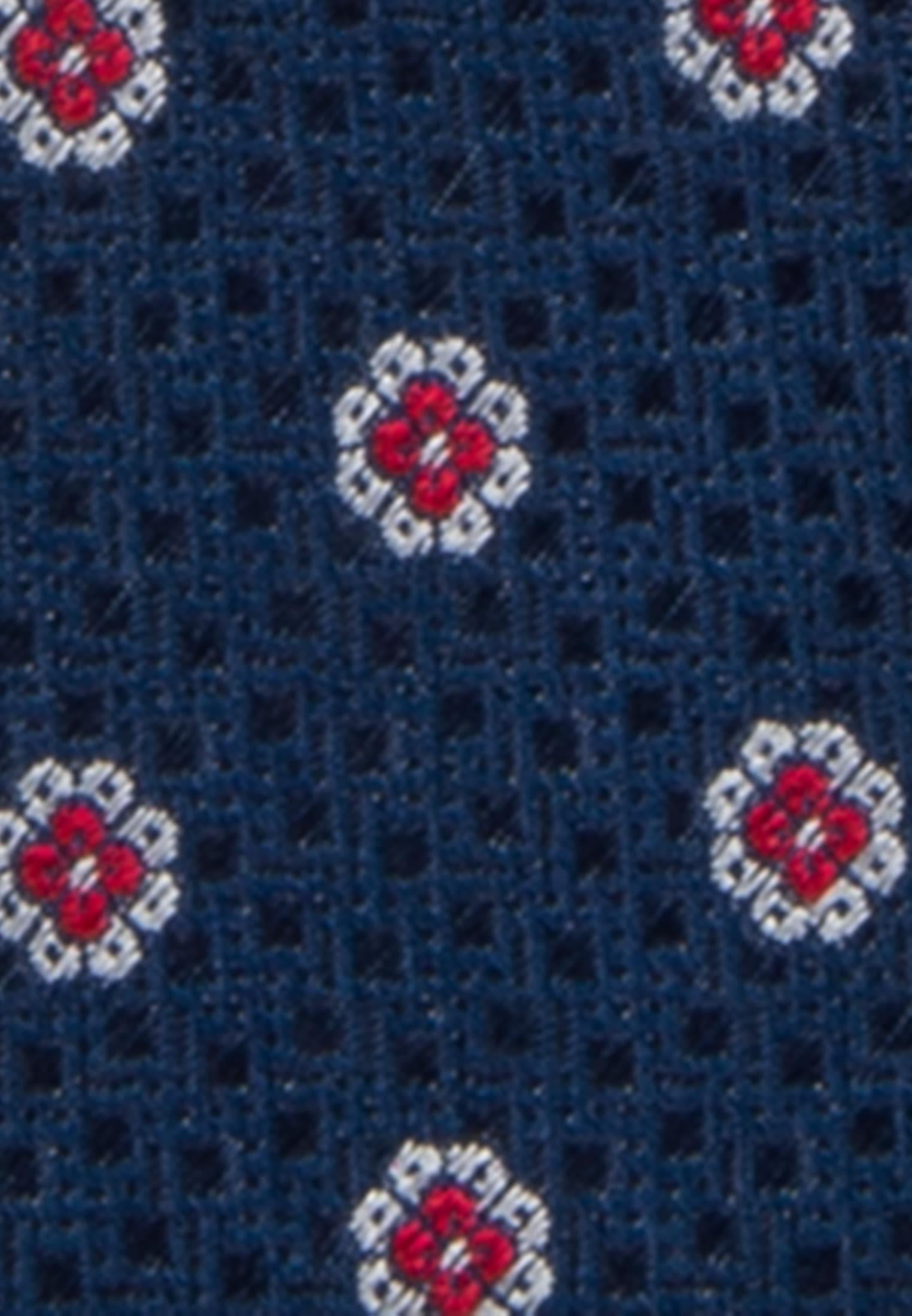Krawatte aus 100% Seide cm Breit in Dunkelblau |  Jacques Britt Onlineshop