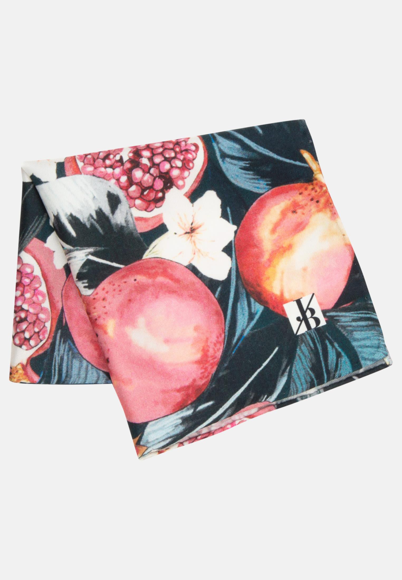 Einstecktuch aus 100% Seide in Rosa/Pink    Jacques Britt Onlineshop