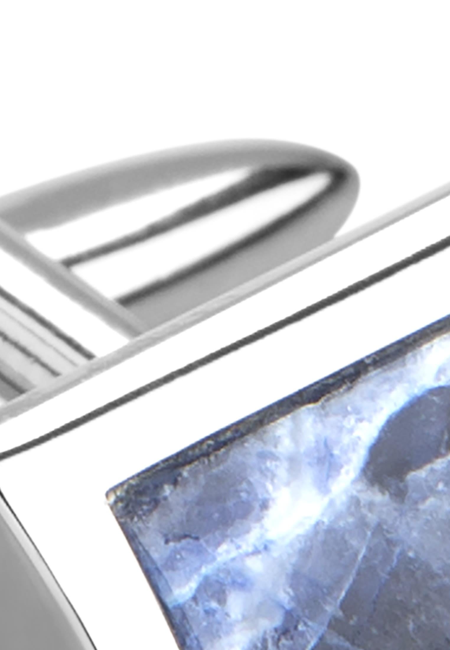 Manschettenknöpfe in Grau |  Jacques Britt Onlineshop