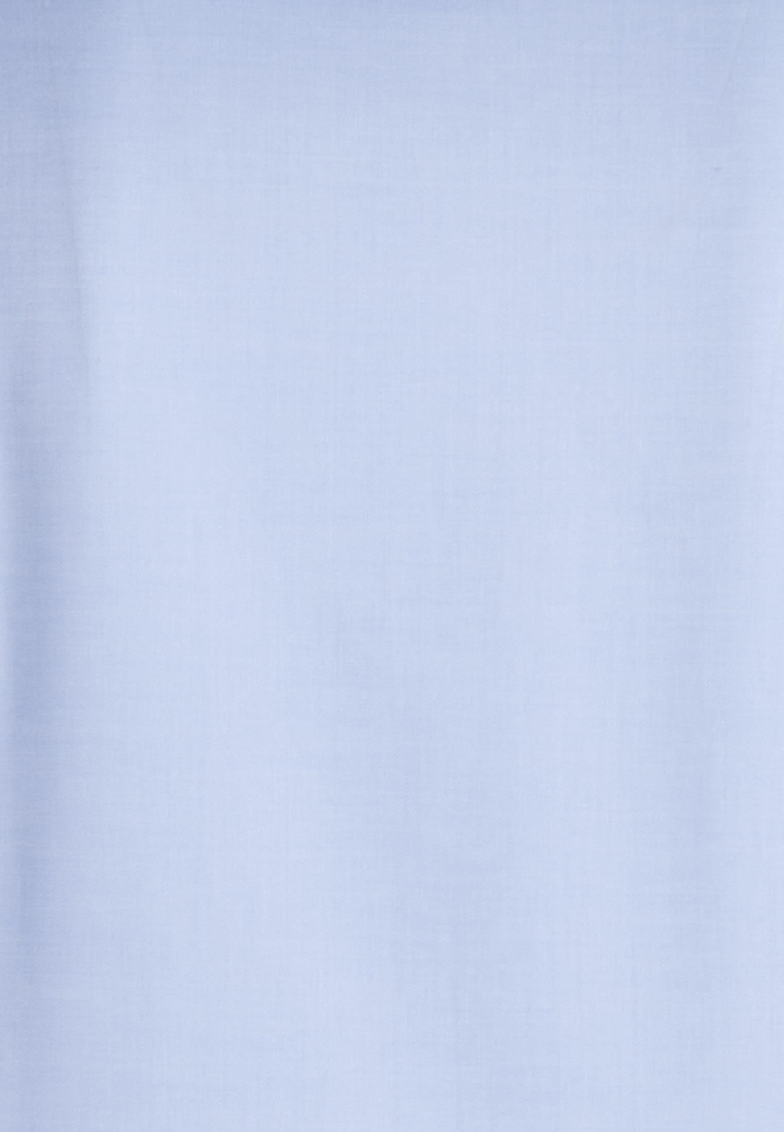 Twill Business Hemd in Custom Fit mit Under-Button-Down-Kragen in Hellblau    Jacques Britt Onlineshop
