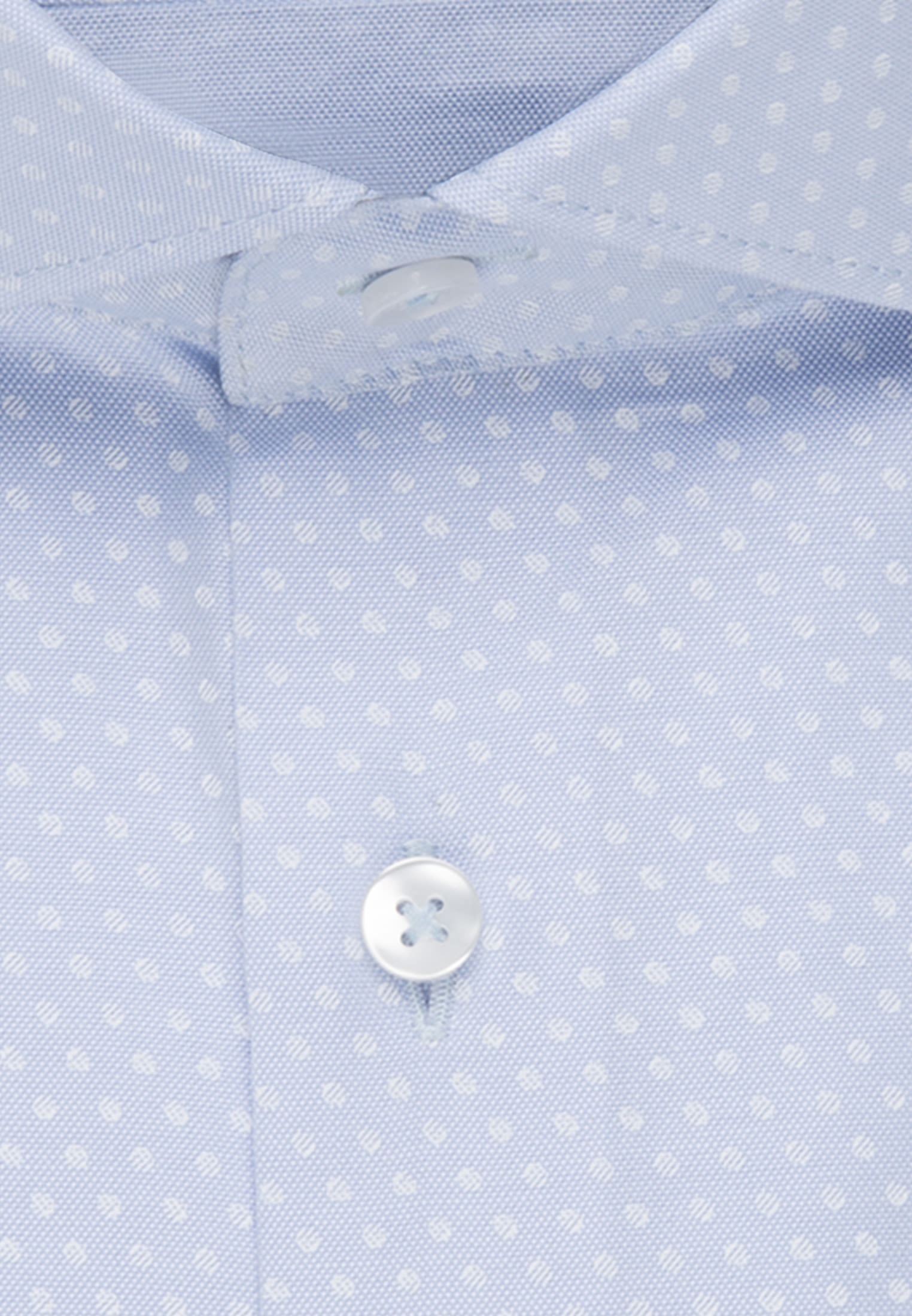 Oxford Business Hemd in Shaped mit Kentkragen und extra langem Arm in Hellblau    Jacques Britt Onlineshop