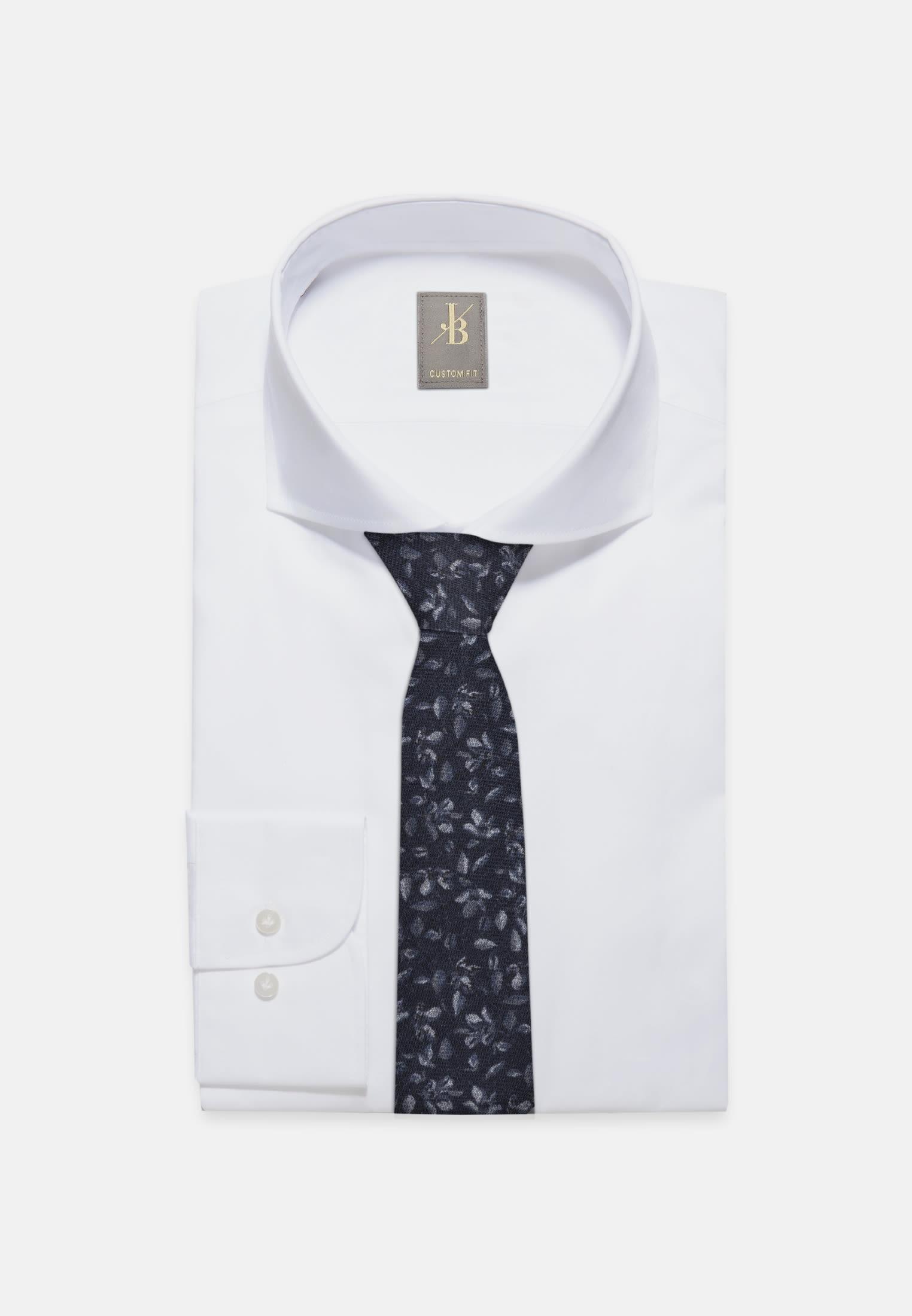 Krawatte aus 7 cm Breit in Grau    Jacques Britt Onlineshop