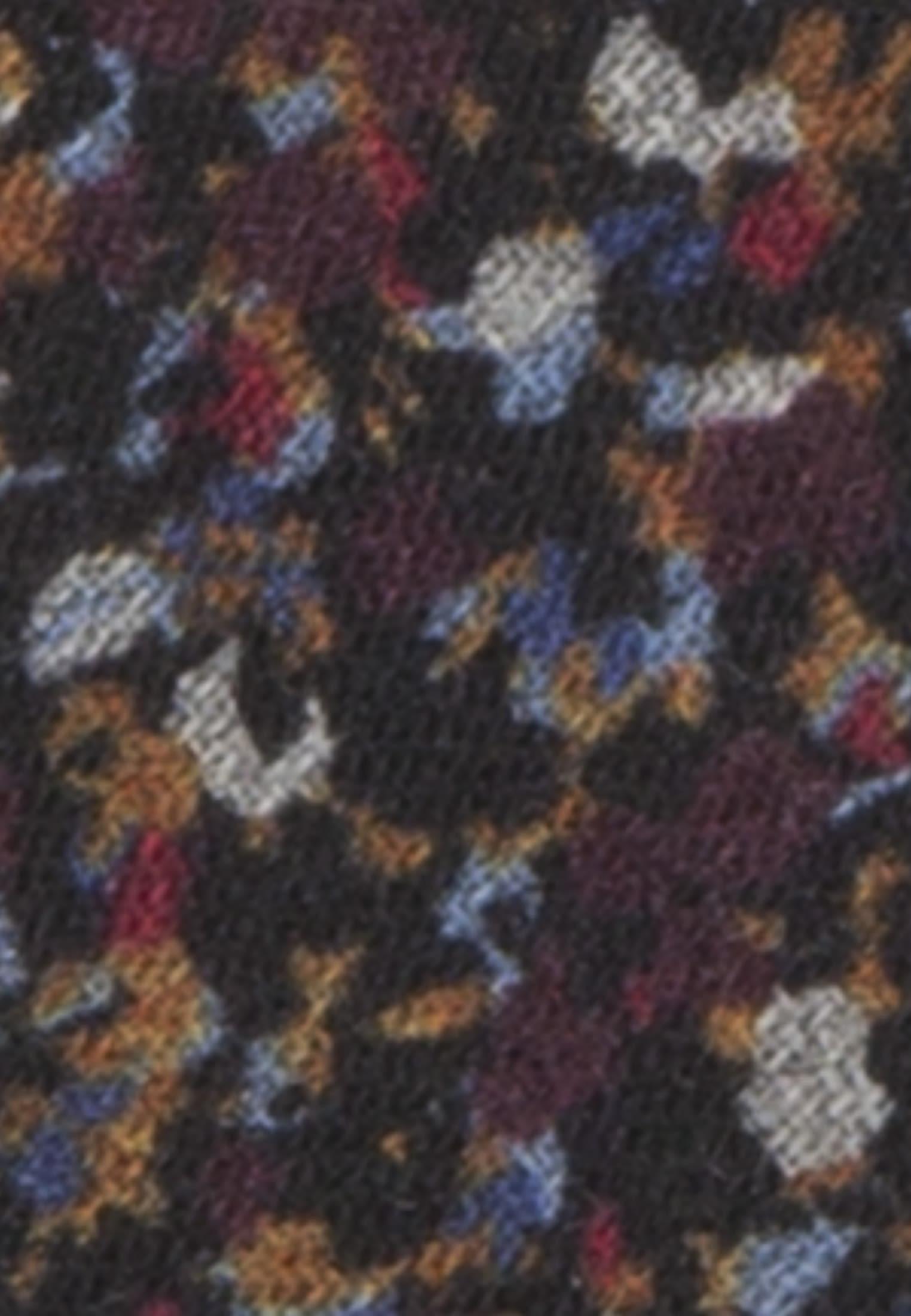 Krawatte aus 100% Wolle 7 cm Breit in Rot    Jacques Britt Onlineshop