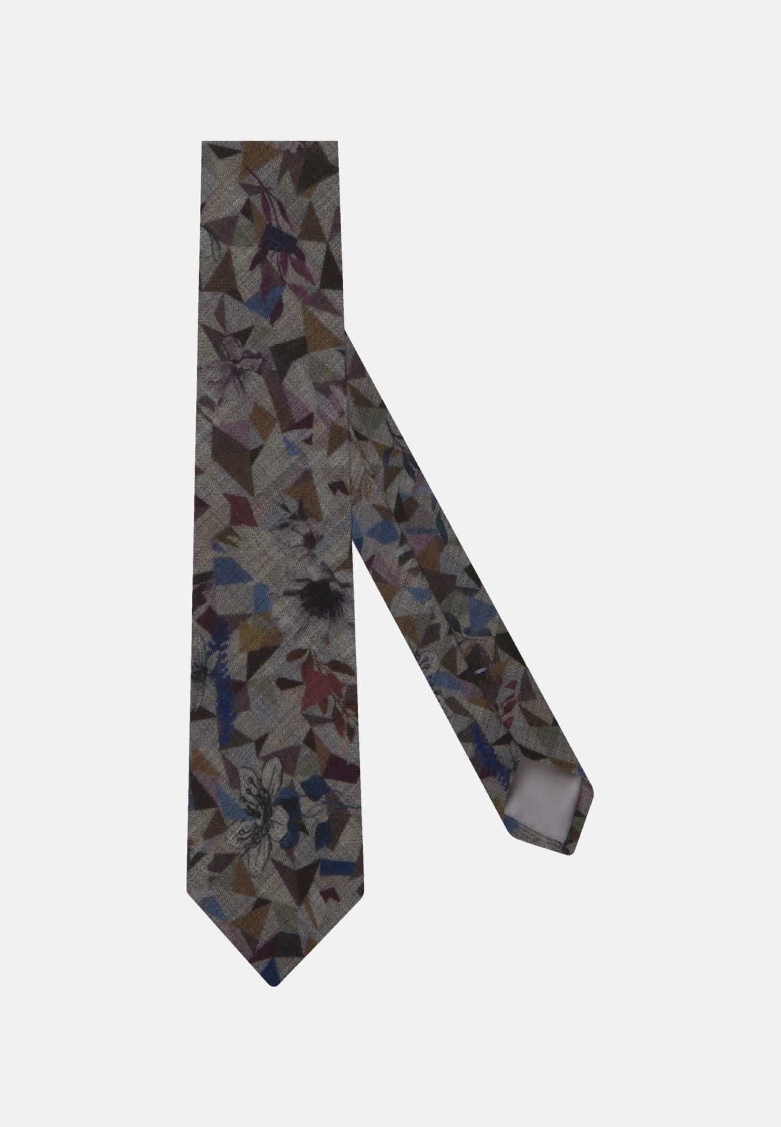 Krawatte aus 100% Wolle 7 cm Breit in Rosa/Pink |  Jacques Britt Onlineshop