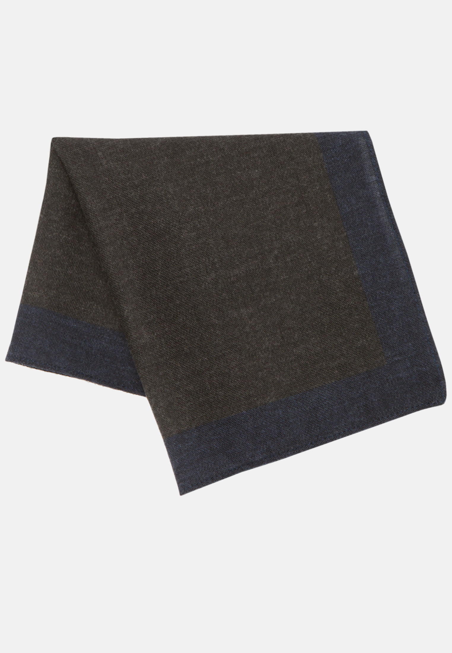 Einstecktuch aus 100% Wolle in Schwarz |  Seidensticker Onlineshop