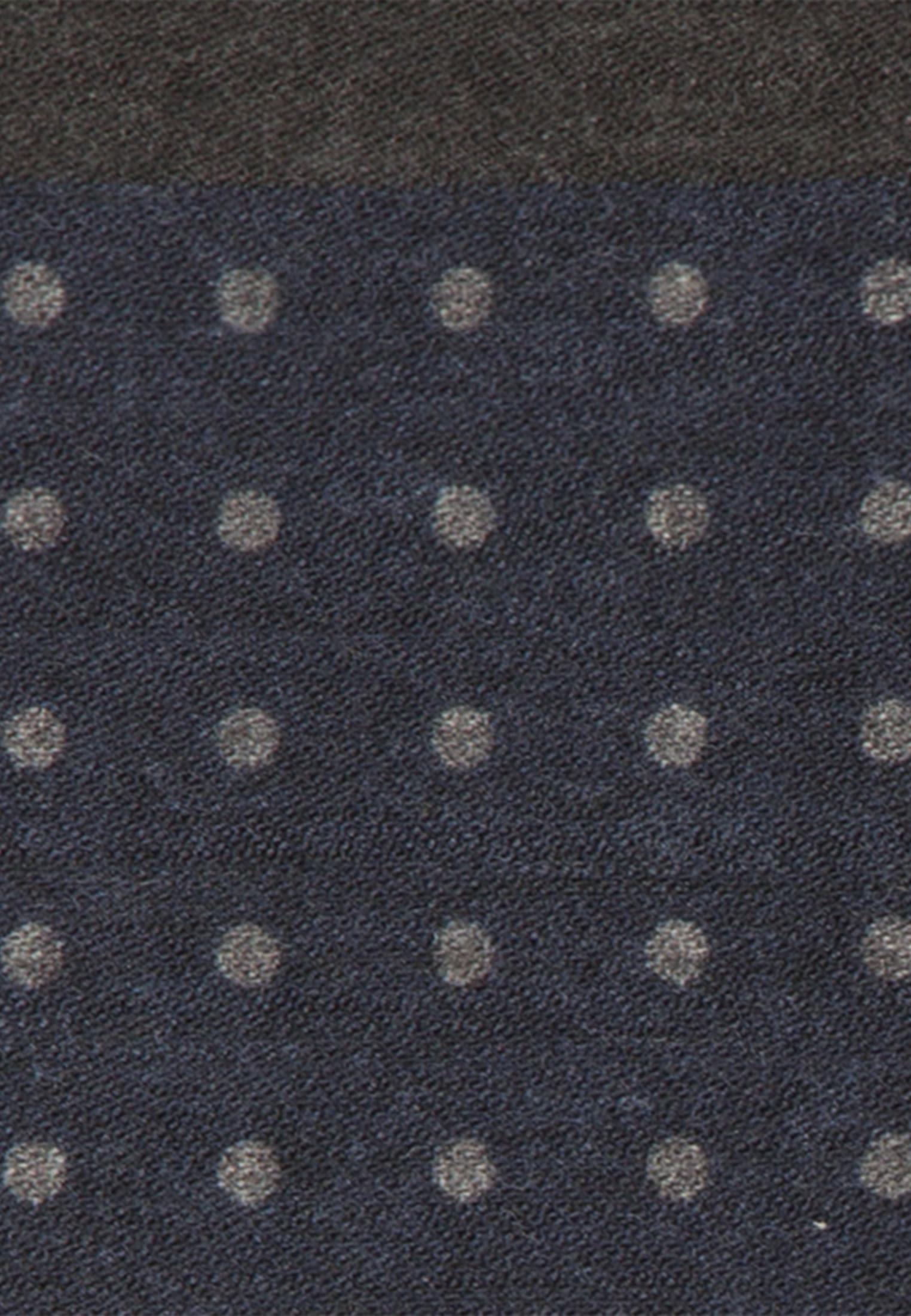 Einstecktuch aus 100% Wolle in Dunkelblau |  Seidensticker Onlineshop