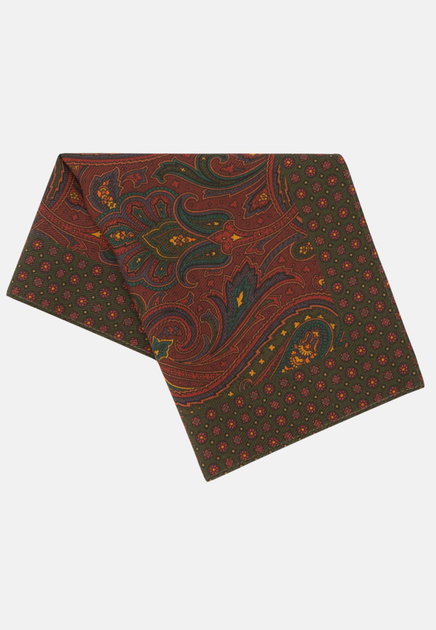 100% Silk made of 100% Silk in Orange |  Seidensticker Onlineshop