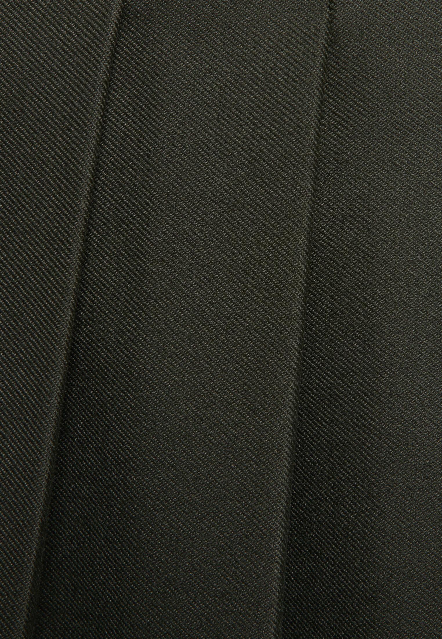 Twill Rock aus 69% Polyester 30% Viskose 1% Elastan in Grün |  Seidensticker Onlineshop