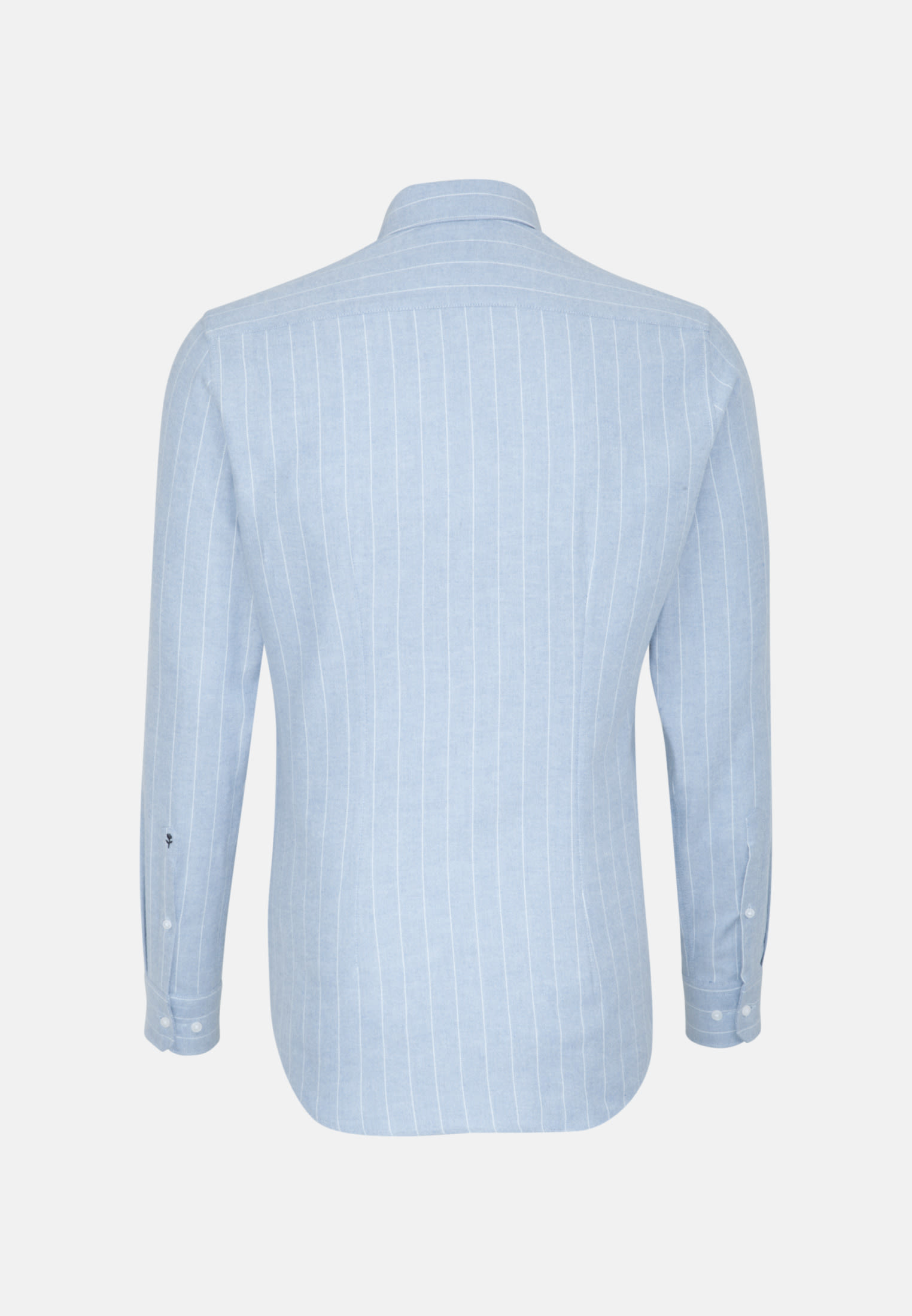 Easy-iron Oxford Business Shirt in X-Slim with Kent-Collar in Light blue |  Seidensticker Onlineshop