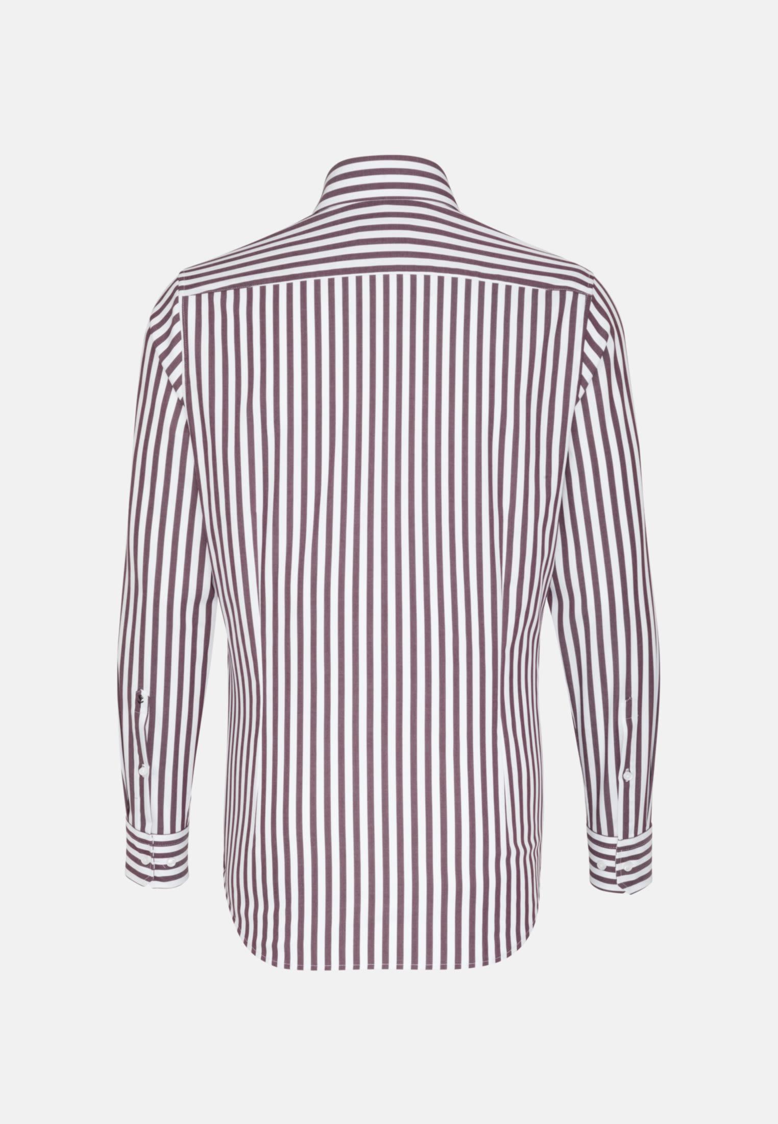 Non-iron Twill Business Shirt in X-Slim with Kent-Collar in rot |  Seidensticker Onlineshop