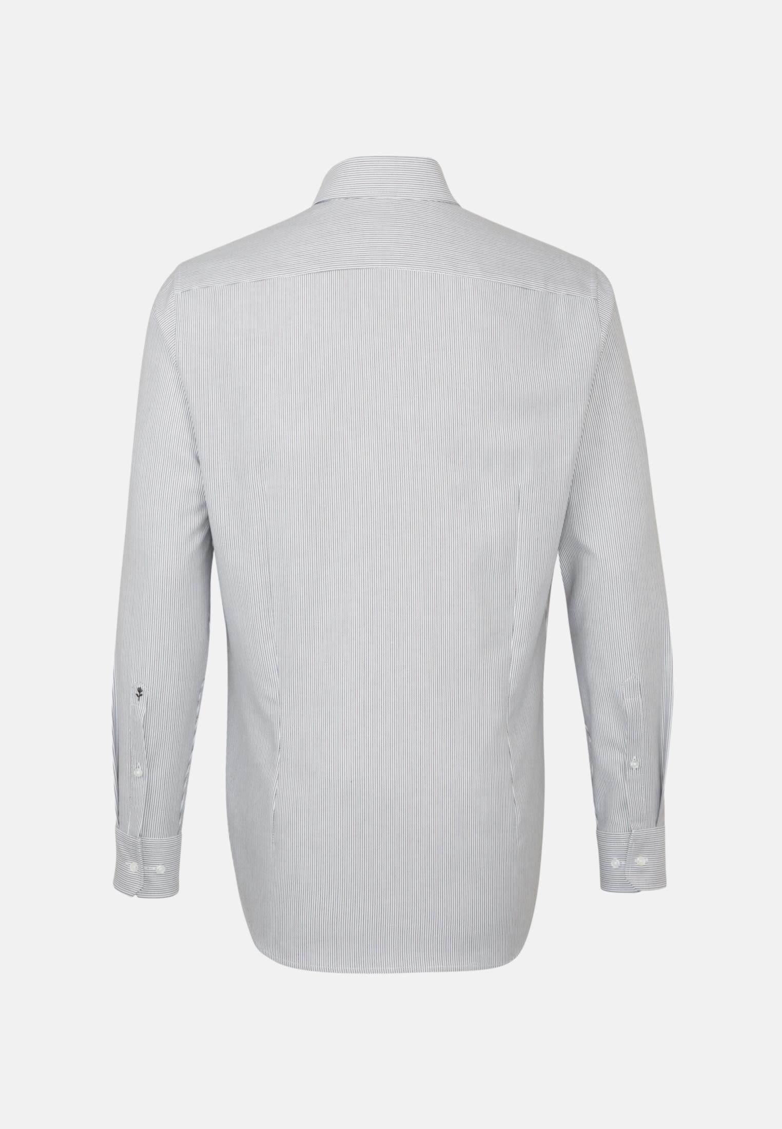 Easy-iron Oxford Business Shirt in Tailored with Kent-Collar in braun |  Seidensticker Onlineshop
