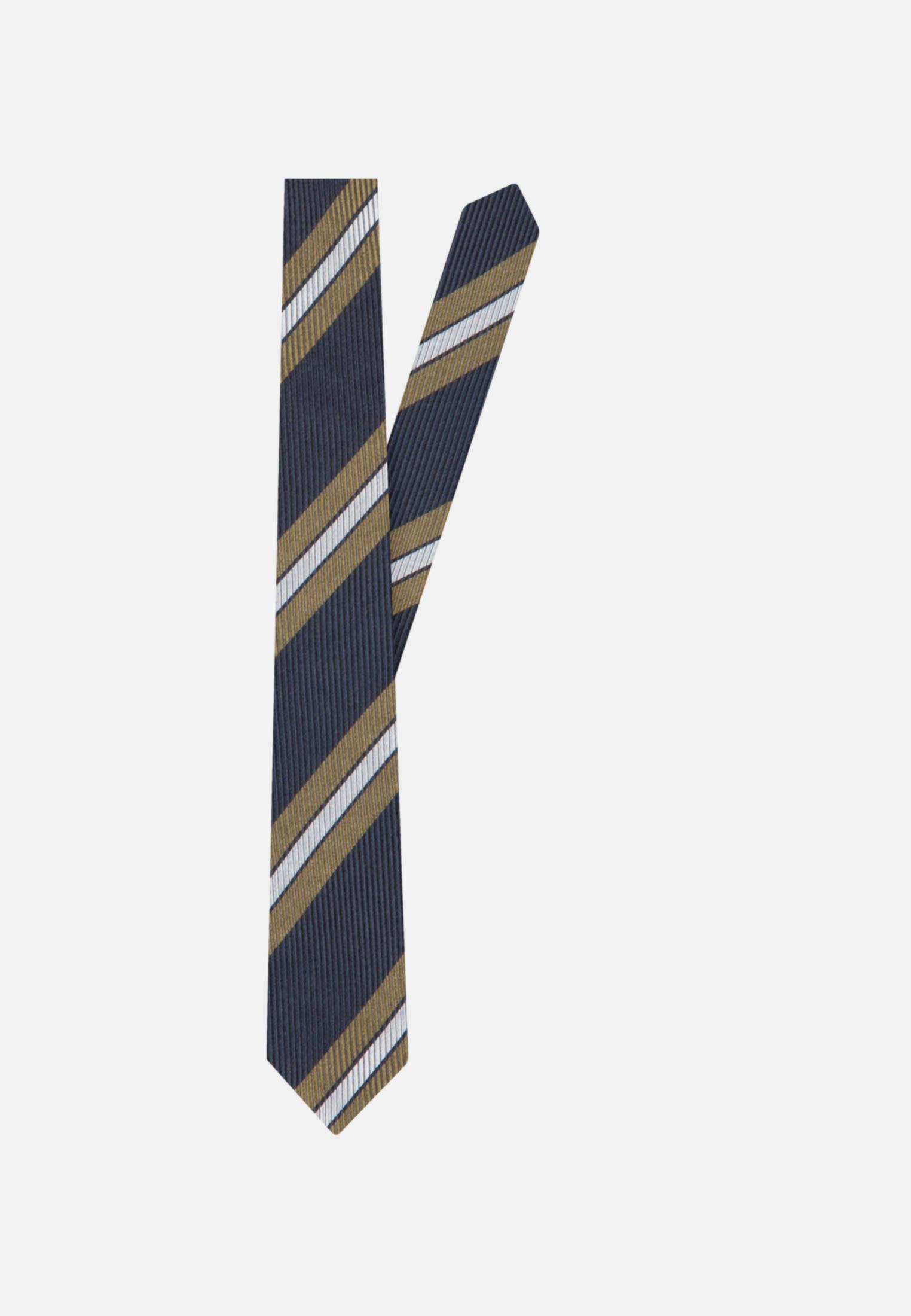 Krawatte aus 100% Seide 5 cm Breit in Gelb |  Seidensticker Onlineshop