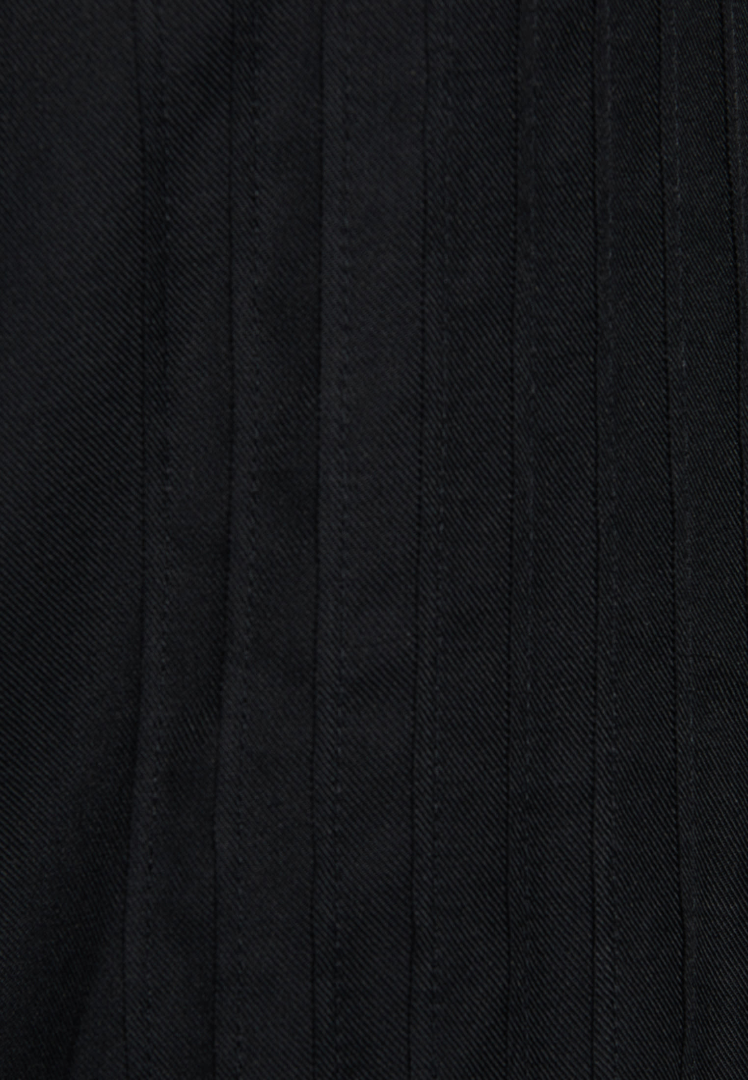 Twill Kleid aus 100% Viskose in Schwarz |  Seidensticker Onlineshop