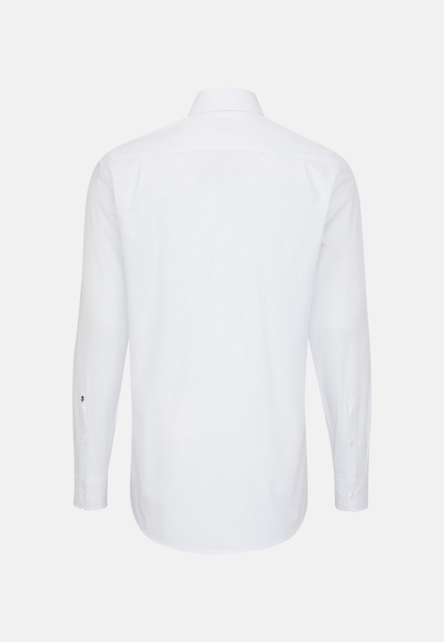 Bügelleichtes Popeline Business Hemd in Regular mit Kentkragen in Hellblau |  Seidensticker Onlineshop